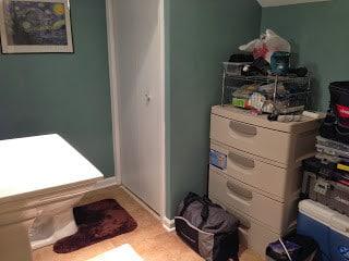 Revamping The Basement Bathroom