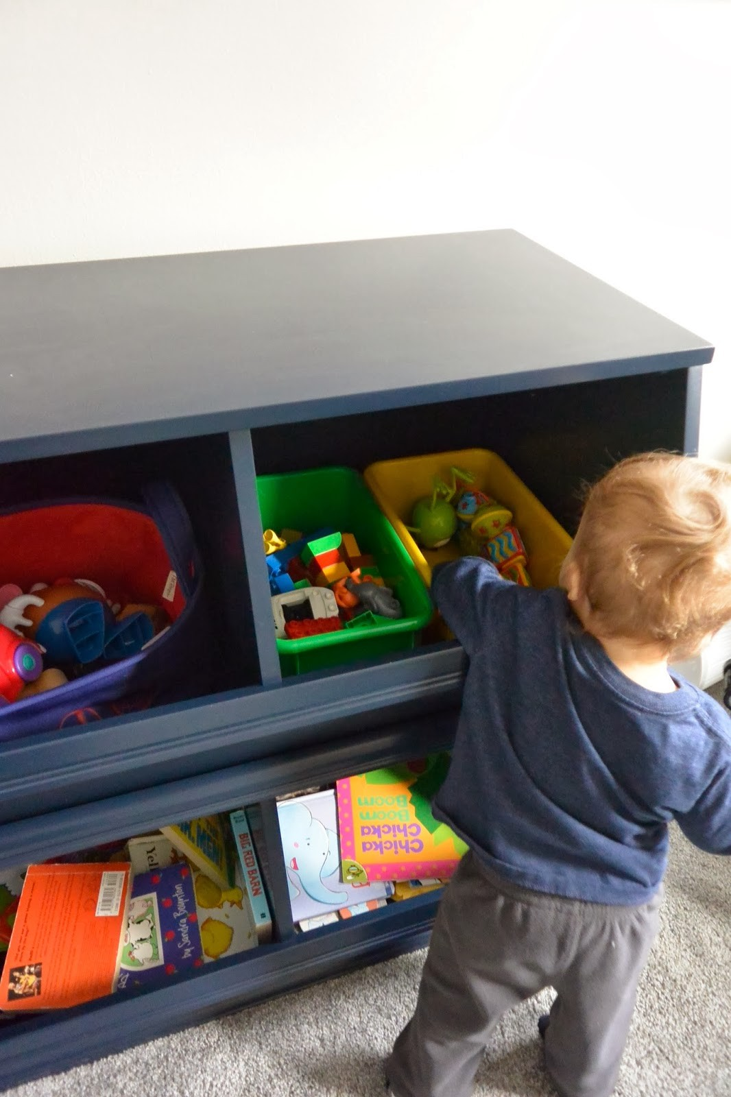 Little Man's Toddler Room