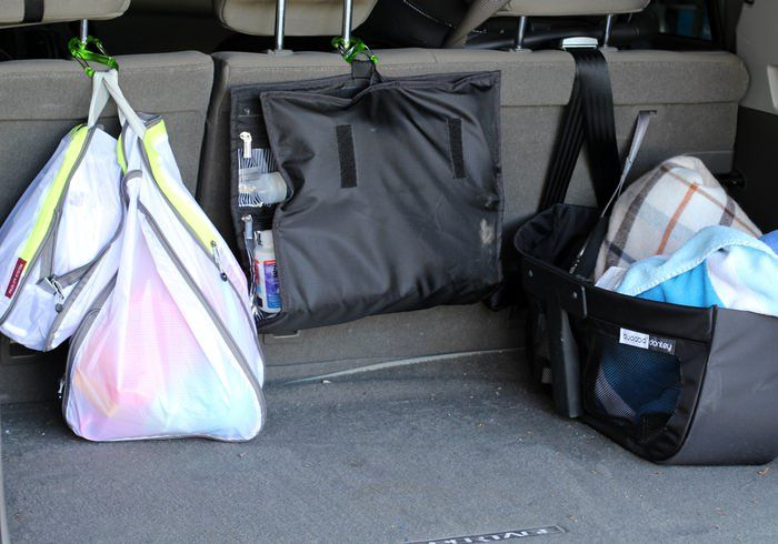 Keeping Your Car Organized With Kids - Trunk Organization