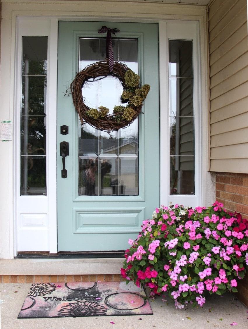 Fall Door Decor - Front Door