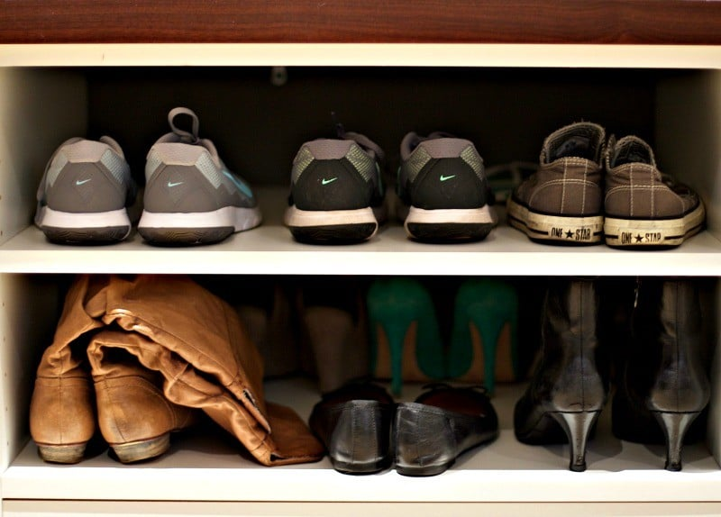 Keep All Shoes Together