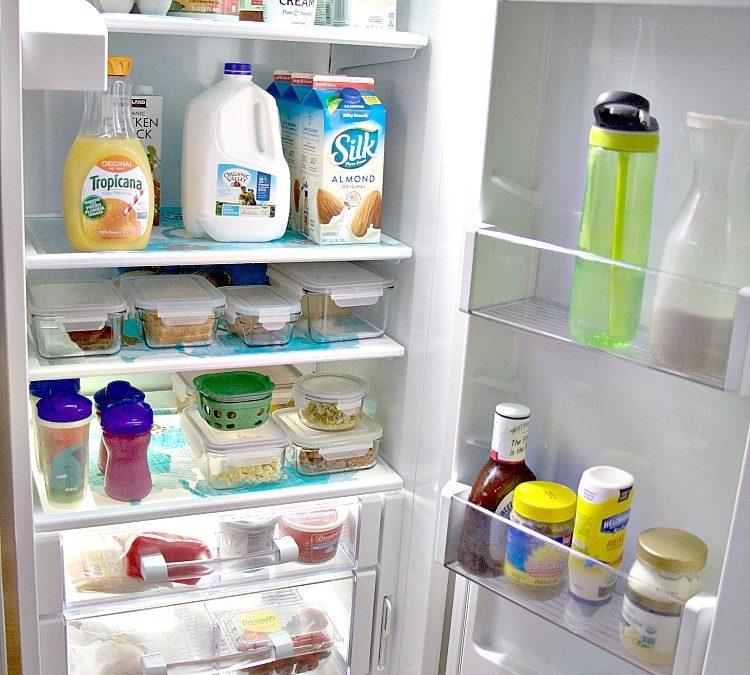 Fridge And Freezer Organizing Must-Haves