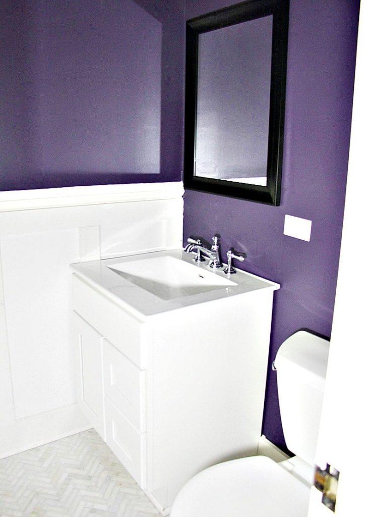 renovating first floor bathroom