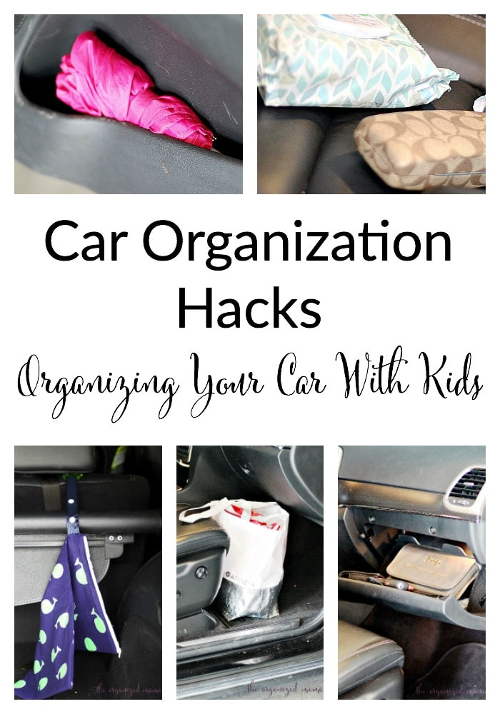car organization hacks