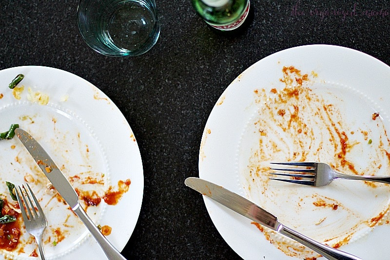 clean plate club organizing family meal plans