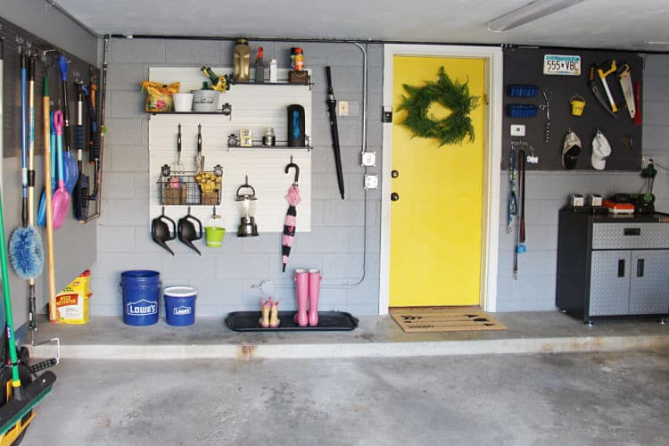 10 Garage Storage Ideas That Will Make Your Organized The