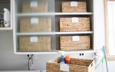 How To Organize Laundry Room with Unique Features