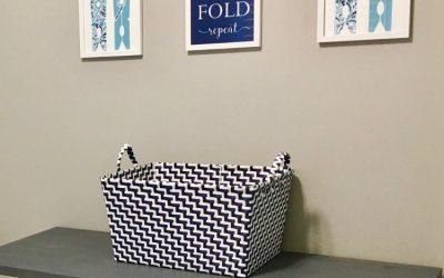 Unconventional Laundry Room Hacks
