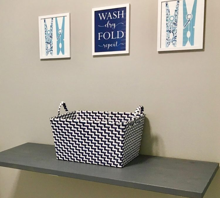 Unconventional Laundry Room Hacks