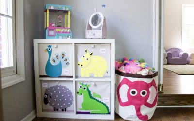 The One Secret Everyone Should Steal From These Playroom Ideas