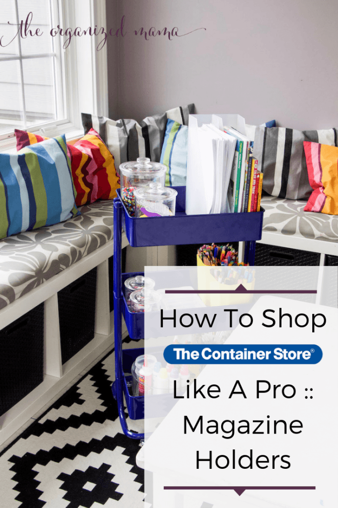 shop like a professional magazine holders overlay