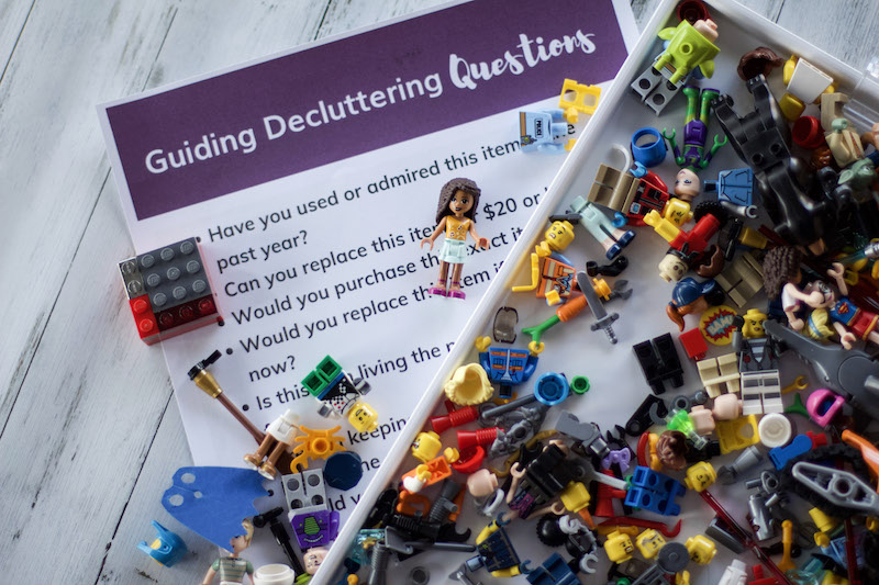 How To Think Like A Professional Organizer While Decluttering Your Home