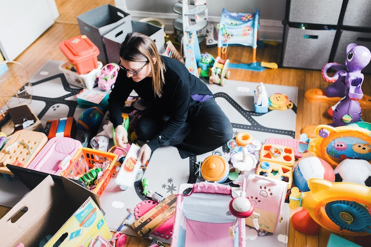 Setting Expectations for Your Kids is Key to a Tidy House