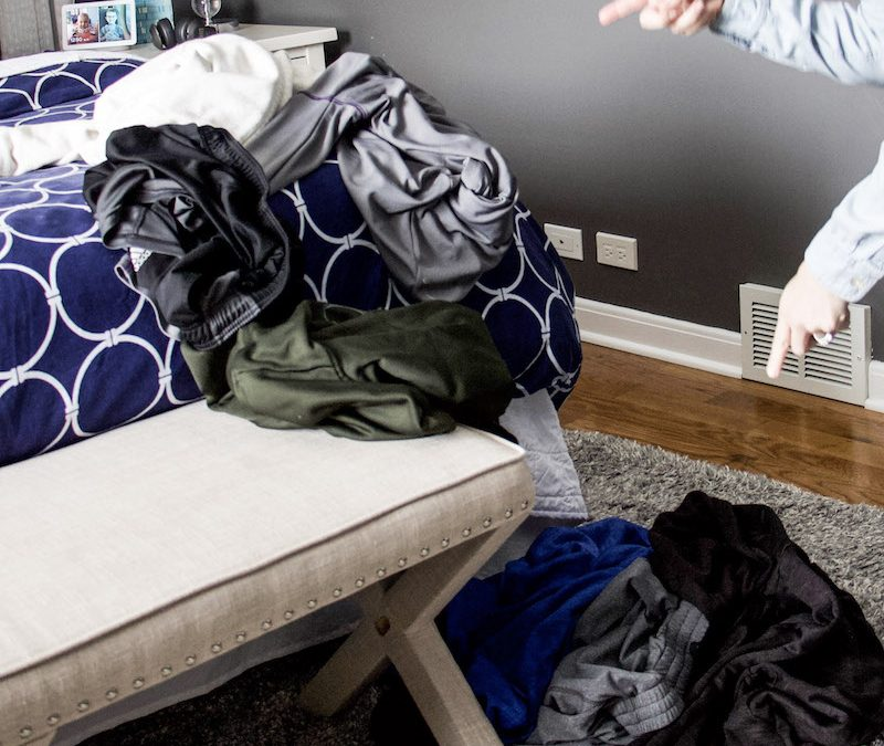 How To Live With Messy People (Yes, You Can & I Will Show You How)