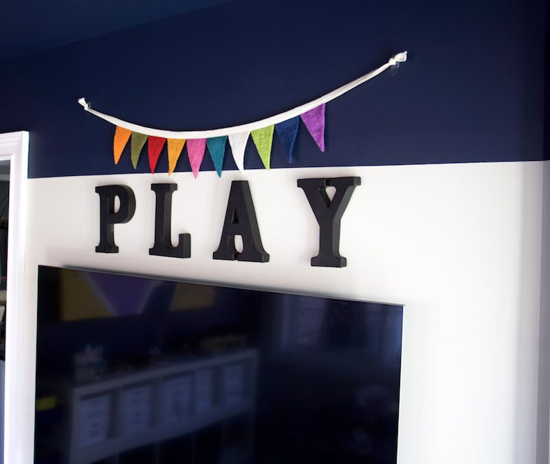 5 Transformation Tips For Playroom Ideas On A Budget